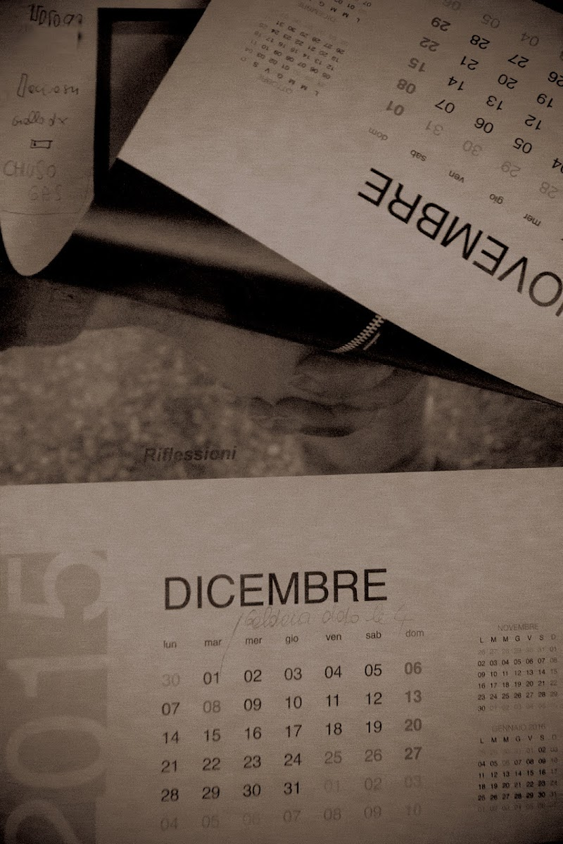 Vecchio Calendario di Ro51