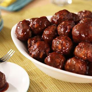 Mom's Best Bite-Size Meatballs