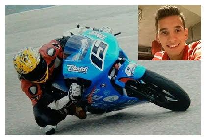 Triste noticia en el motociclismo de velocidad