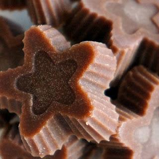 Peanut Butter Chocolate Fudge (Low FODMAP).