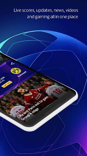 UEFA Champions League 2.7 screenshots 2