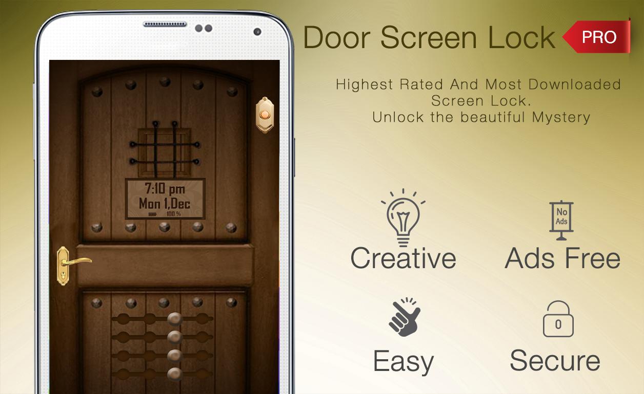 Door Lock Screen Pro - Android Apps on Google Play
