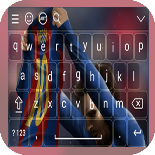 Keyboard for lionel messi 2018