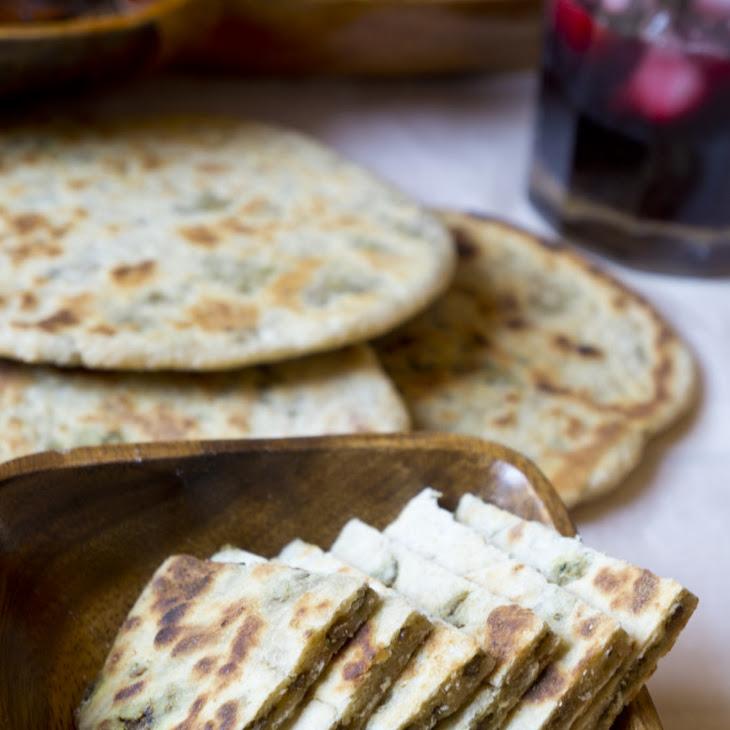 East African Keema Chapatis Recipe
