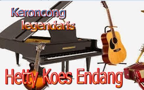 Legendaris Hetty Koes Endang mp3 - náhled