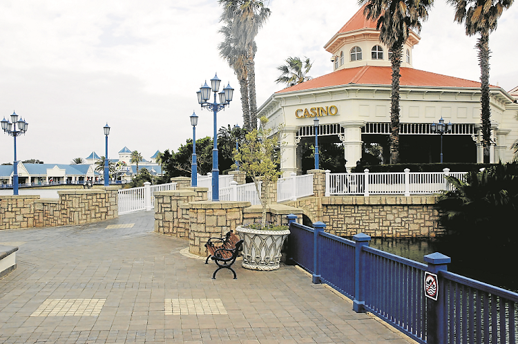 Sun International's Boardwalk Casino in Port Elizabeth. Picture: THE HERALD