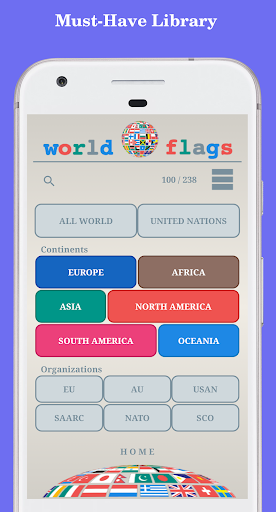 The Flags of the World - Quiz  gameplay | by HackJr.Pw 7