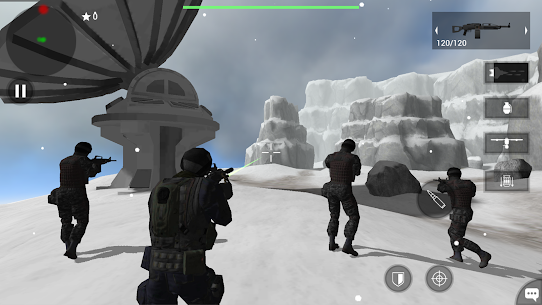 Earth Protect Squad: Third Person Shooting Game Mod 1.86.46b Apk [Free Shopping] 4