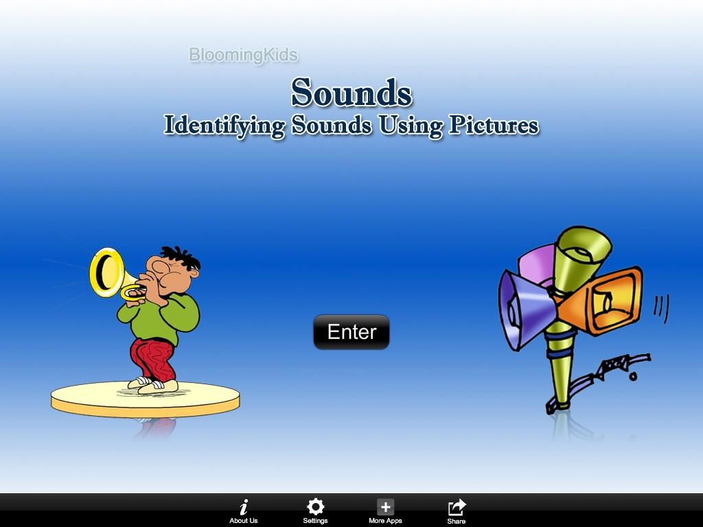 Identify Sounds Using Pic Lite- screenshot