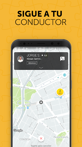 Yaxi Easy - Urban Transportation App  screenshots 5