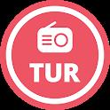 Radio Turkey: live radio icon