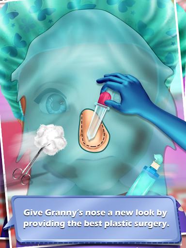 無料休闲Appのクレイジーグラニー形成外科|HotApp4Game