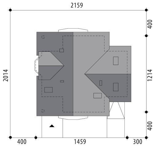 Aridela I Multi-Comfort - Sytuacja