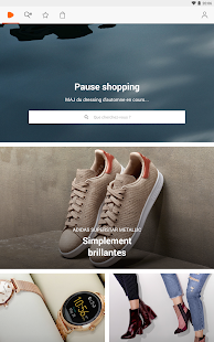 Zalando - shopping en ligne Capture d'écran