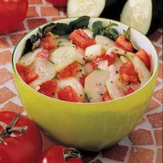 Tangy Cucumber Salad