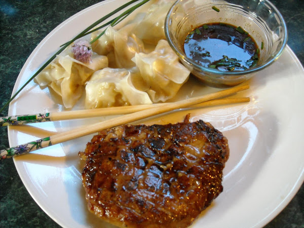 Savoury Pot Sticker Sauce Recipe