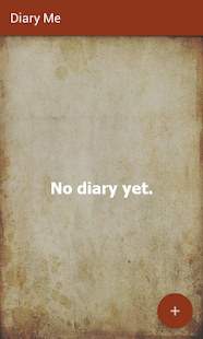 Diary Me- screenshot thumbnail
