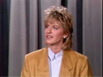 Eddie Murphy, Ellen DeGeneres, 5/21/1987
