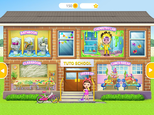Sweet Baby Girl Cleanup 6 - School Cleaning Game 4.0.20001 screenshots 9