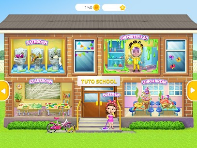 Sweet Baby Girl Cleanup 6 – School Cleaning Game 9