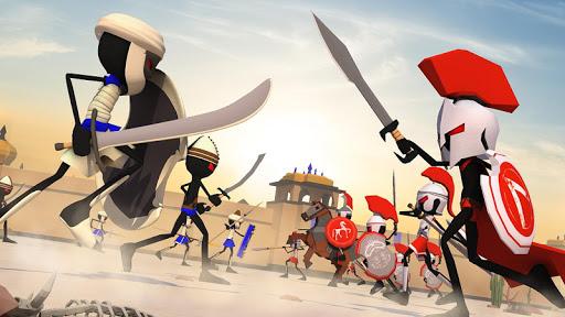 Persian Rise Up Battle Sim 1.0 screenshots 6