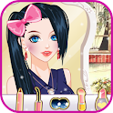 dress up make up girls icon