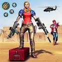 FPS Shooting Strike 2020 - Real Commando Shooting icon