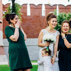 Wedding photographer Anna Kononec (annakononets). Photo of 08.09.2017