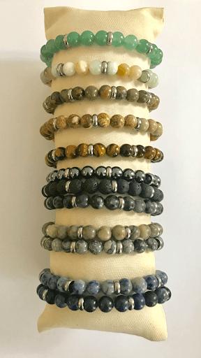 """bracelet """"pierre"""""""