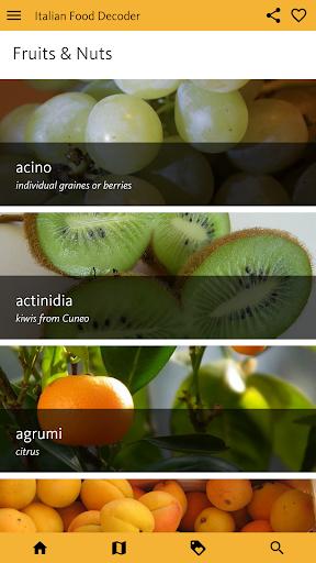 Italian Food Decoder screenshot 7