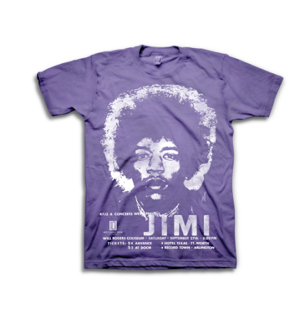 T-Shirt - Jimi