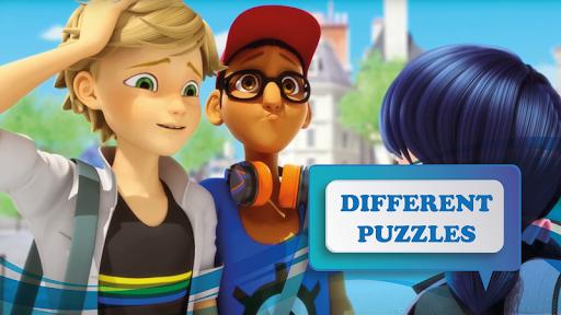 Ladybug Puzzle Time screenshot 6