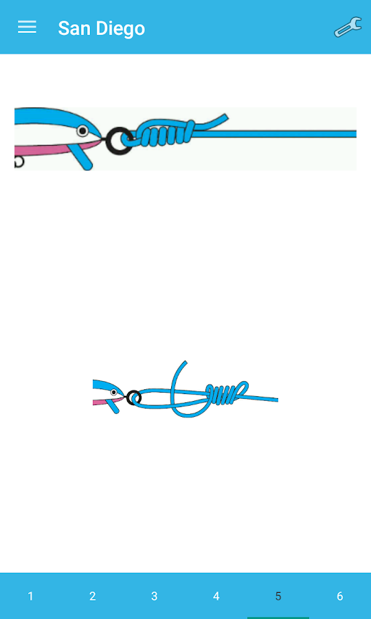 Fishing Knots- screenshot