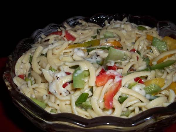Kickin' Kluski Noodles (sallye) Recipe