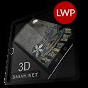 Biohazard - Next theme 3D LWP