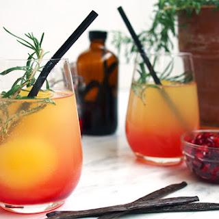 Good Morning Sunburst - The Orange Juice Brunch Mocktail.