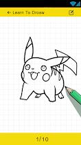 How to Draw Pokemon & Pokemon - screenshot thumbnail 03