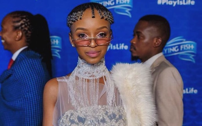 Nandi Madida Is Making It In Africa On Her Own Terms
