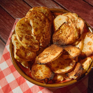 Russian Camping-style Baked Potatoes