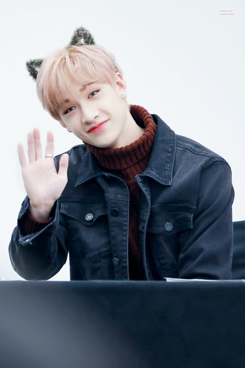 stray kids bang chan