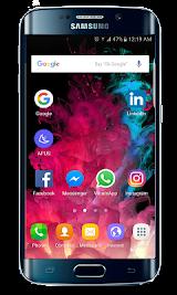 Samsung galaxy A7 Launcher Theme App-Download APK (samsung galaxy a9