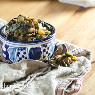 Collard Greens In Spanish Recipes
