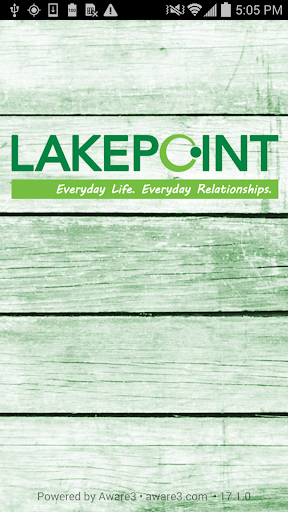 The Lakepoint App
