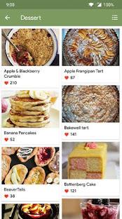 Recipes Home - Free Recipes and Shopping List for PC-Windows 7,8,10 and Mac apk screenshot 4