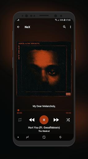 NeX (Music Player) 1.1.5-alpha screenshots 2