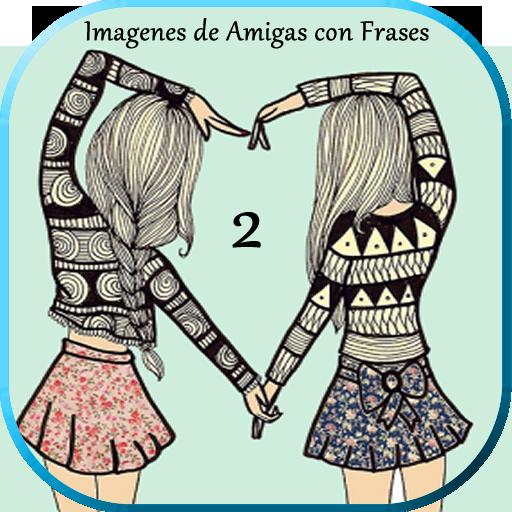 Imagenes de Amigas con Frases2