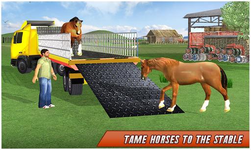 Farm Animal Transport Truck 2.5 screenshots 3