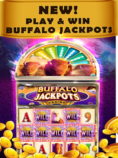 Buffalo Jackpot Casino Games & Slots Machines 2.1.1 screenshots 13