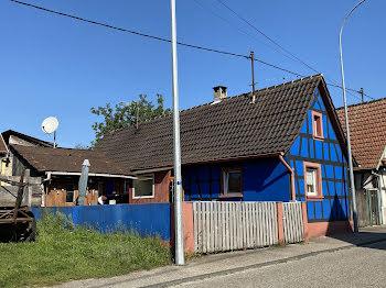 maison à Niederroedern (67)