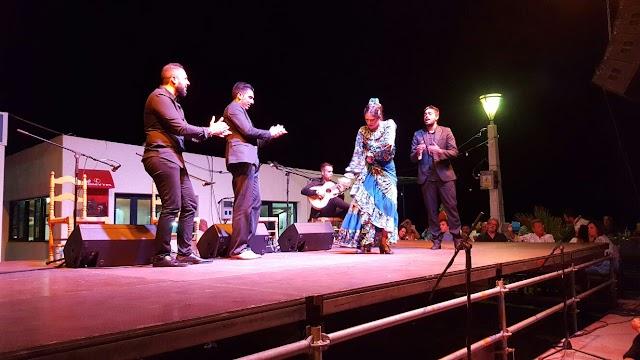 Festival flamenco.